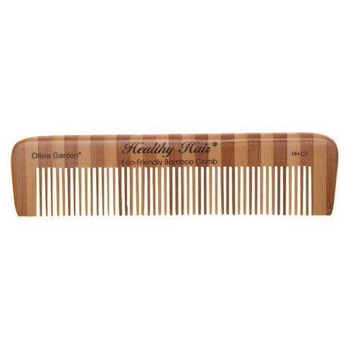 Bamboo Comb C1 Eindejaarsactie