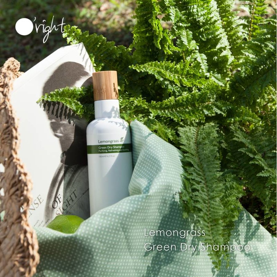 Lemongrass Dry Shampoo