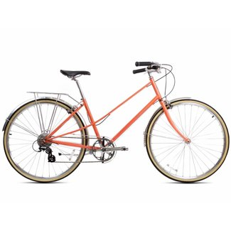 BLB Lola 8spd Ladies Bike - Apricot