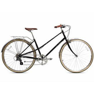 BLB Lola 8spd Ladies Bike - Black