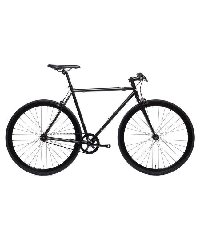 White Alloy 50mm //-7 Threadless Fixie Road Mtn Bike Bicycle 25.4 Handlebar Stem