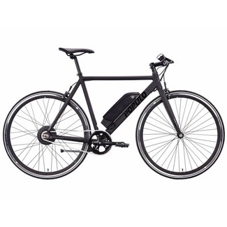 Populo Sport Electric Bicycle - Black