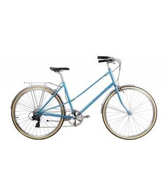 BLB Lola 8spd Ladies Bike - Malibu Blue