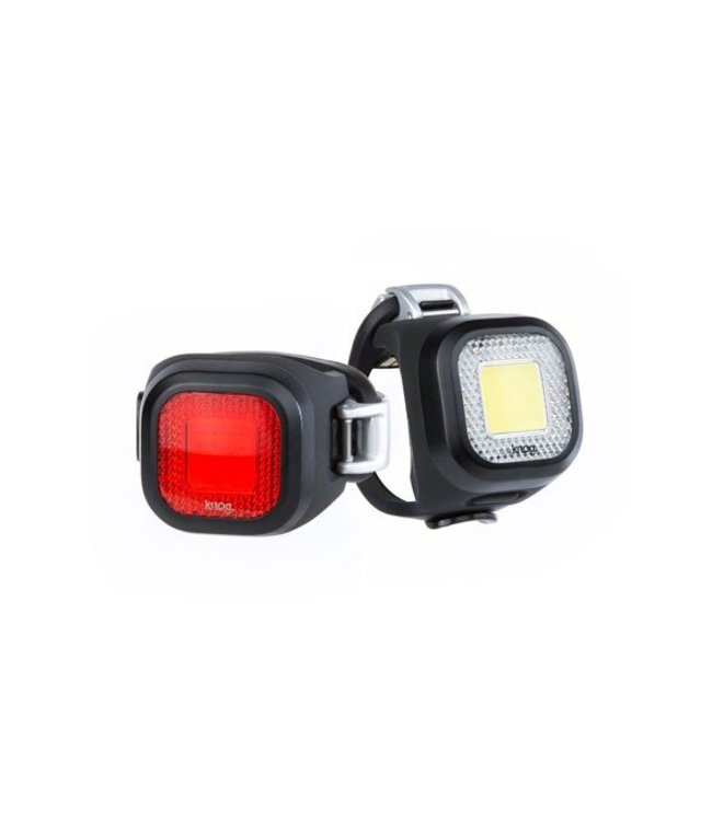 Knog Blinder Mini Light, Twinpack