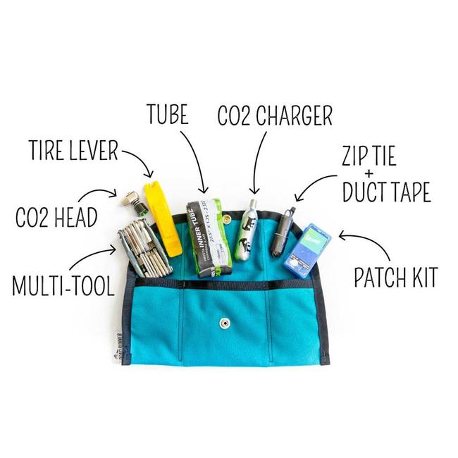 Road Runner Bags Tool/Saddle Roll