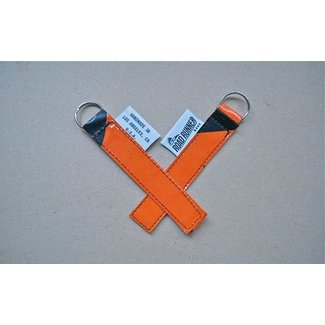 Road Runner Bags Reflective Key Chain