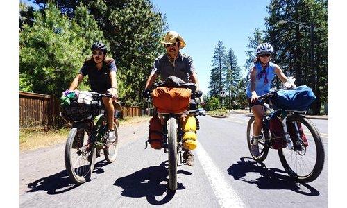 Bike Packing Bags