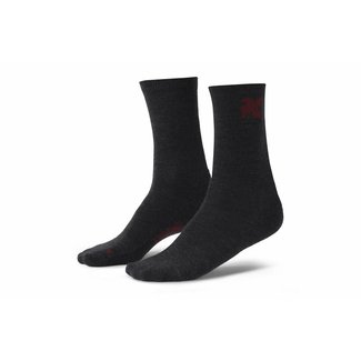 Chrome Industries Crew Socks Charcoal