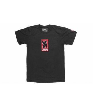 Chrome Industries Lock Up Tshirt Black