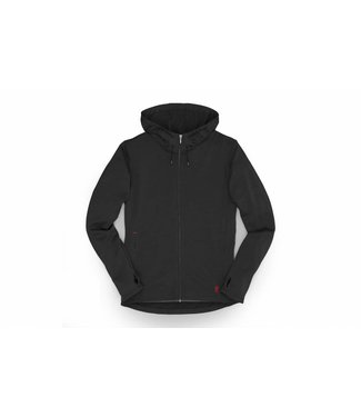 Chrome Industries Merino Wool Cobra Hoodie Black