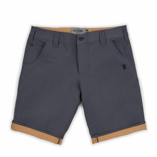 Chrome Industries Natoma 2 Tone Chino India Ink/Golden Brown
