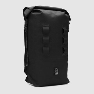 Chrome Industries Urban Ex Rolltop 18 Black/Black
