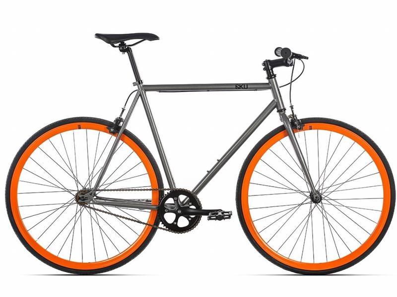6KU Fixie & Single Speed Bike - Barcelona