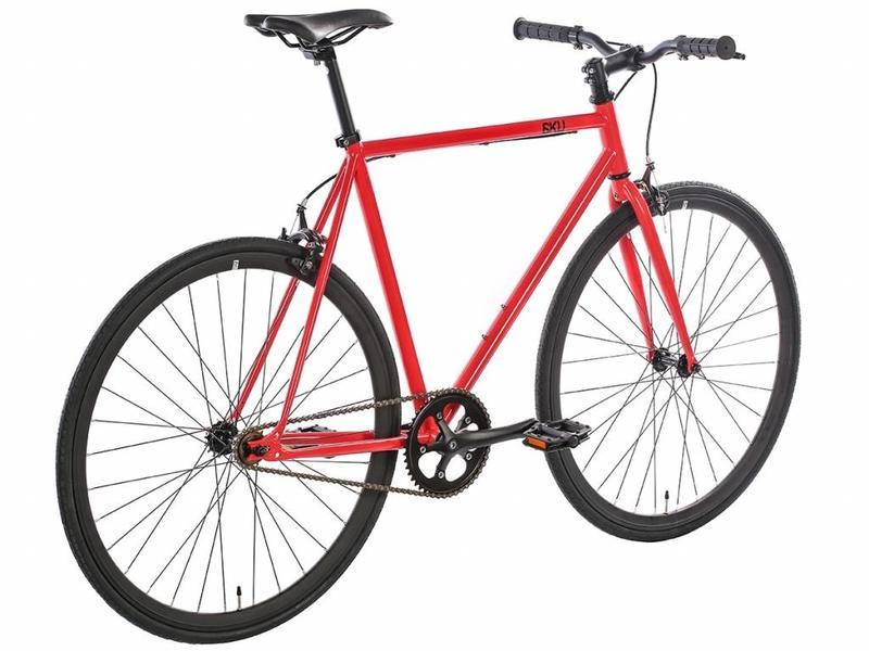 6KU Fixie & Single Speed Bike - Cayenne