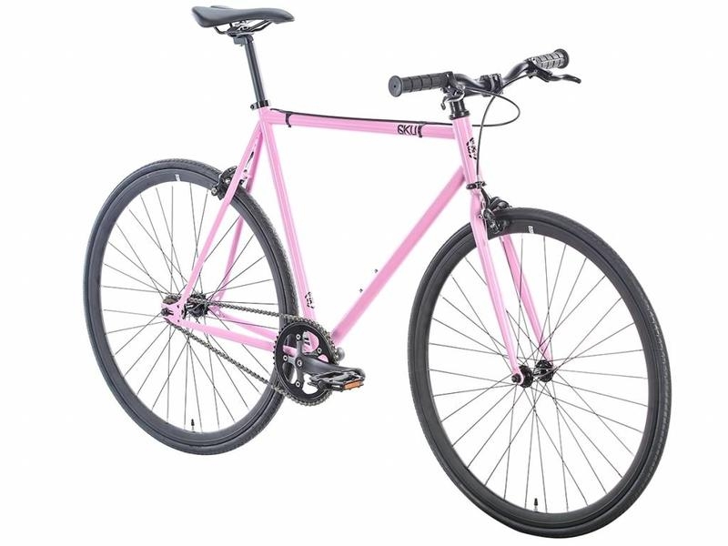 6KU Fixie & Single Speed Bike - Rogue