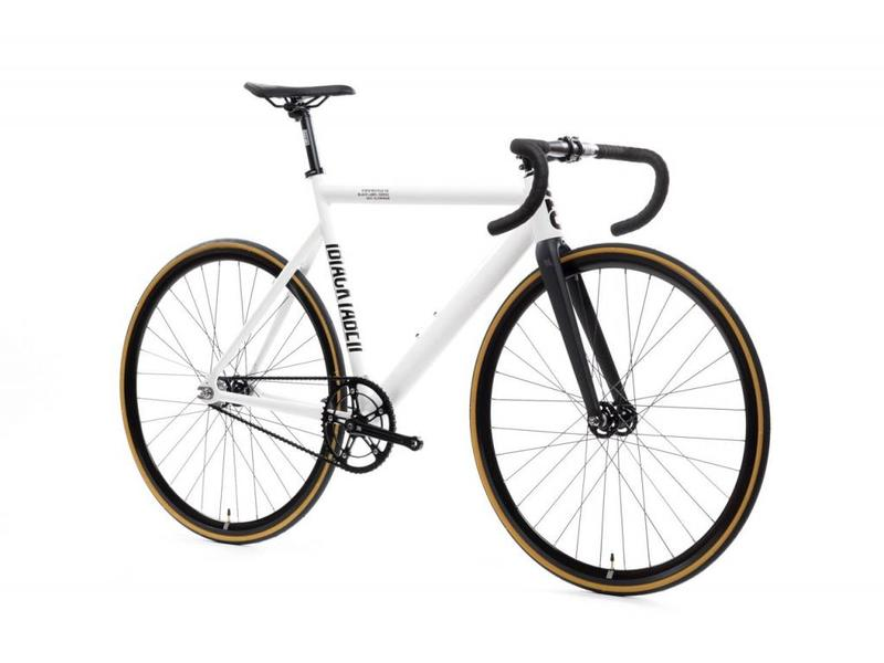 State Bicycle Co. 6061 Black Label v2 - Pearl White