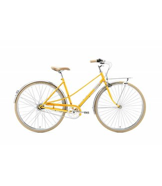 Creme Cycles Caferacer Lady Uno - Mango - 3 Speed