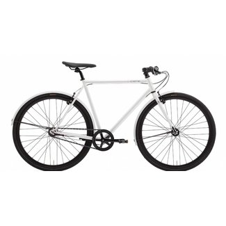Creme Cycles Tempo Solo - White - 3 Speed
