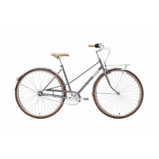 Creme Cycles Caferacer Lady Uno - Grey - 3 Speed