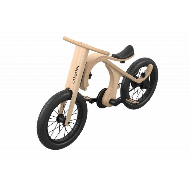 Leg&Go Pedal Bike Add-on For Balance Bike 3in1 | 3-6 Years