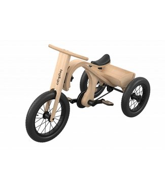Leg&Go Tricycle Add-on For Balance Bike 3in1 | 2-4 Years