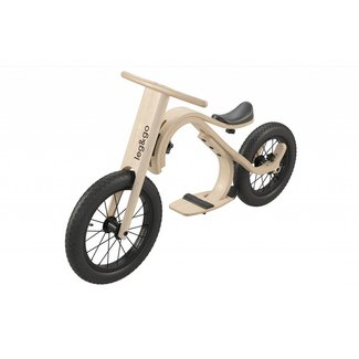 Leg&Go Downhill Bike Add-on For Balance Bike 3in1 | 2-5 Years