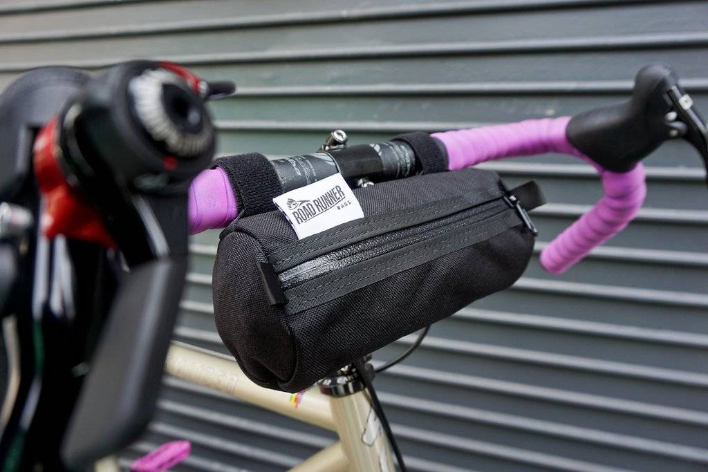 Road Runner Bags Burrito Handlebar Bag New