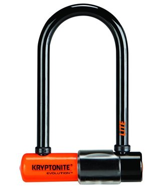 Kryptonite U-Lock Evolution Lite Mini 6