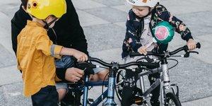 How To Teach Kids To Ride A Bike