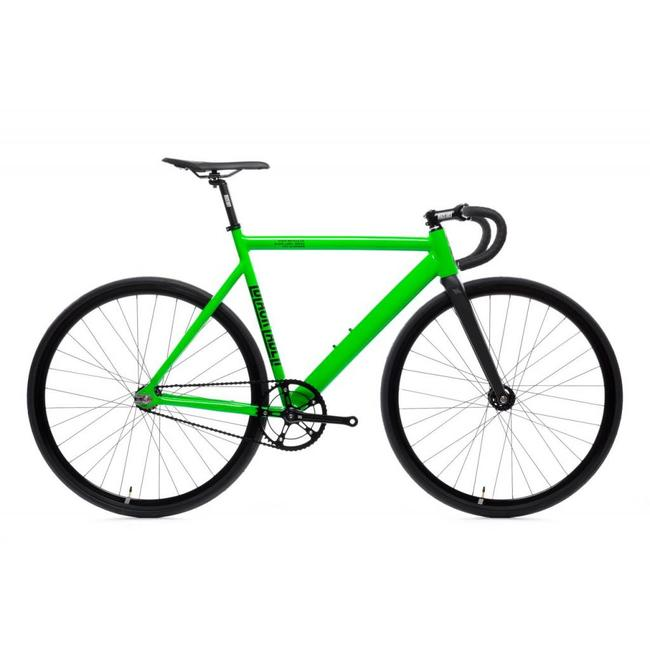 State Bicycle Co. 6061 Black Label v2 - Zombie Green