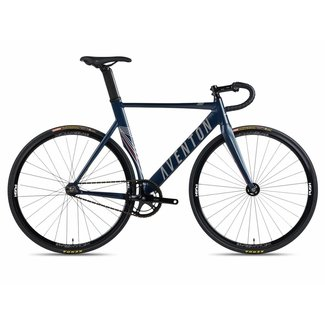 Aventon Mataro Fixie & Single speed Bike - Midnight Blue