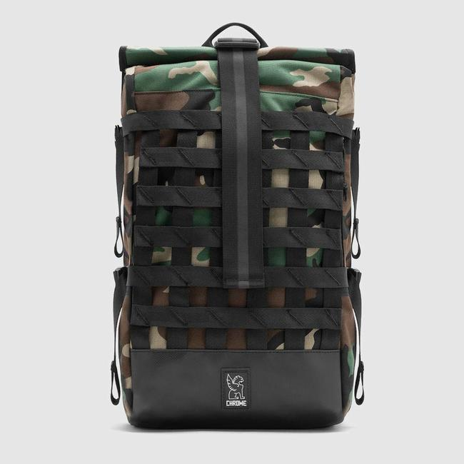 Chrome Industries Barrage Cargo Backpack - Camo