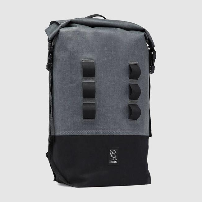 Chrome Industries Urban Ex Rolltop 18L Grey/Black