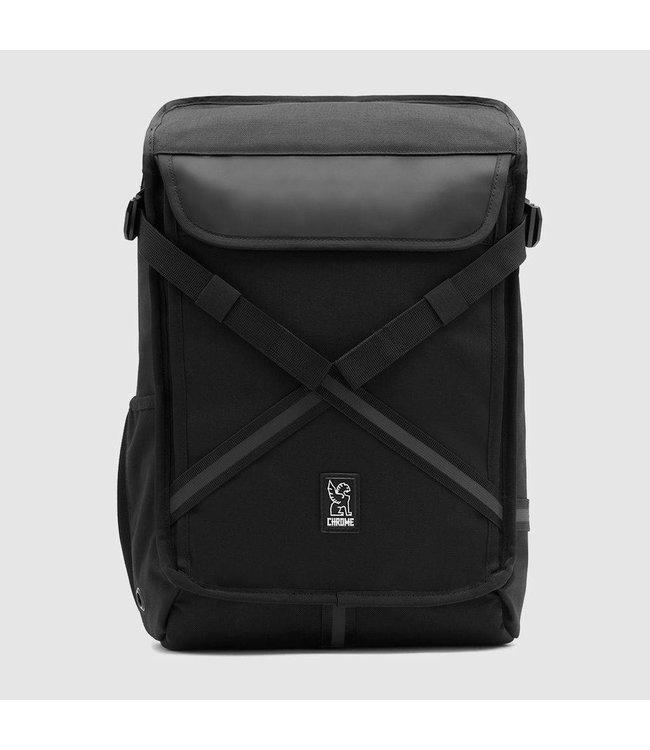 Chrome Industries Echo Bravo Backpack - All Black