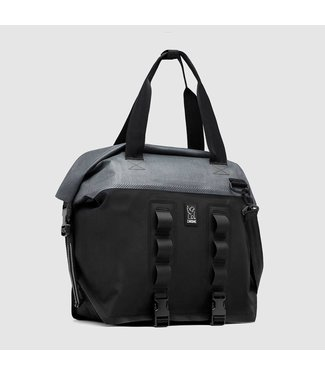 Chrome Industries Urban Ex Rolltop 40L Tote Bag - Black/Black