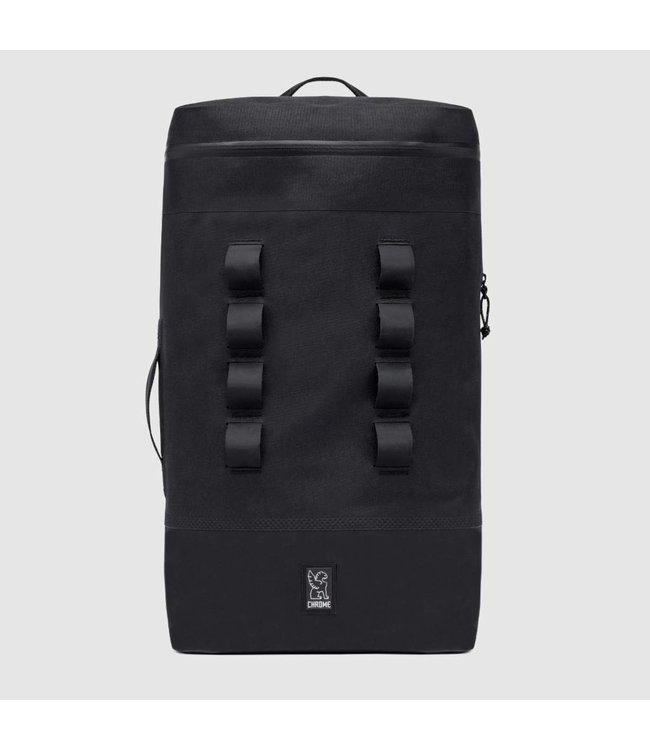 Chrome Industries Urban Ex Gas Can 22L Backpack - Black/Black