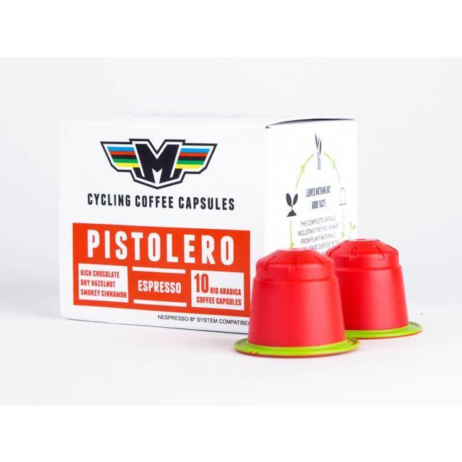 Il Magistrale Cycling Coffee Pistolero Espresso Coffee Capsules