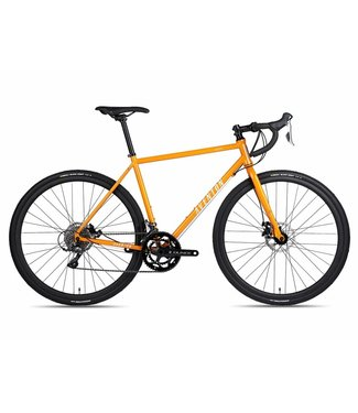 Aventon Kijote Adventure Bike - Sunset Yellow