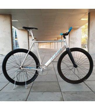 Aventon Cordoba Custom - Silver - Size 58cm