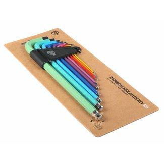 BLB Rainbow Allen Key Set