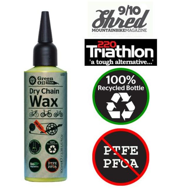 GreenOil Dry Wax 100ml