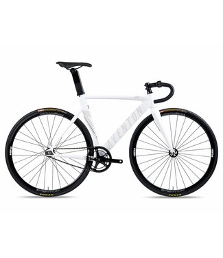 Aventon Mataro Fixie & Single speed Bike - White