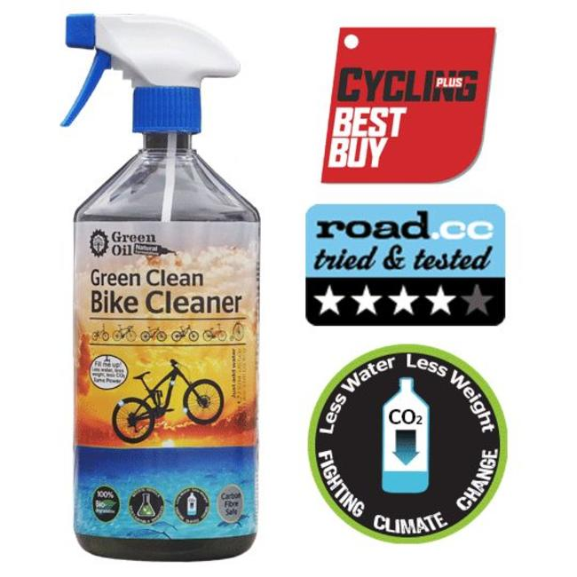 GreenOil Bike Cleaner