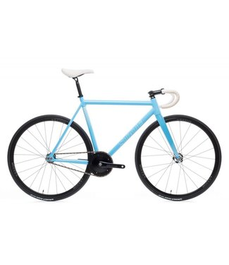 State Bicycle Co. Undefeated II - Photon Blue Edition