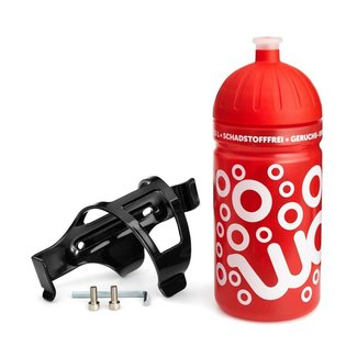 Woom Slurp Bottle With Holder