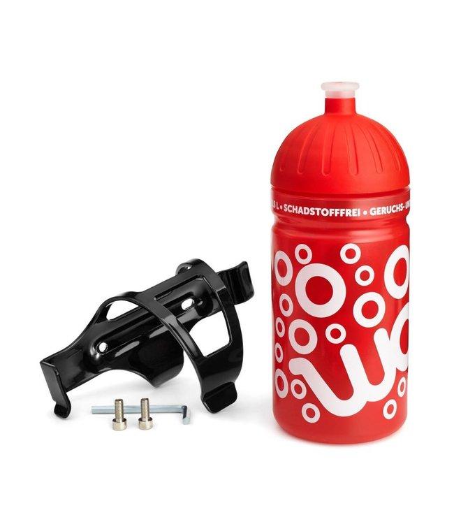 Woom Slurp Bottle With Holder