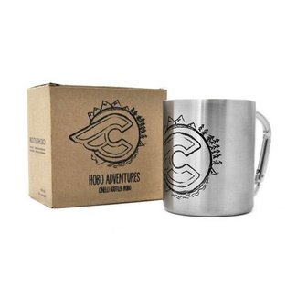 Cinelli Hobo Adventures Mug