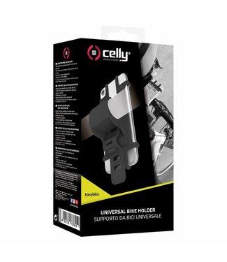''Celly'' Universal Bike Phone Holder  - Black