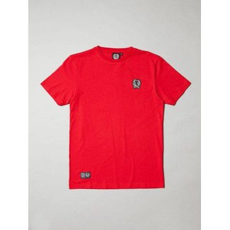 BLB Small Badge T-Shirt - Red