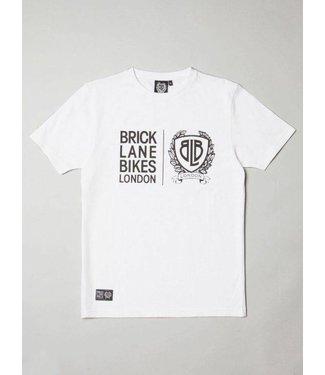BLB Twin Logo T-Shirt - White